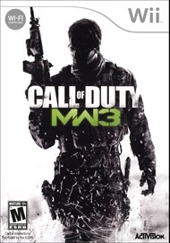 Rent Call of Duty: Modern Warfare 3 for Wii