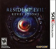 Rent Resident Evil Revelations for 3DS