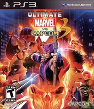Rent Ultimate Marvel vs Capcom 3 for PS3
