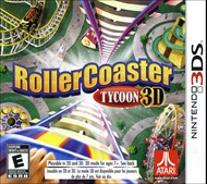 Buy RollerCoaster Tycoon for 3DS