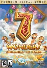 7 Wonders: Treasures of