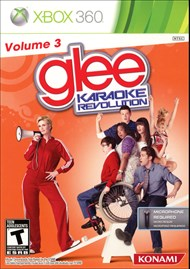 Rent Karaoke Revolution Glee: Volume 3 for Xbox 360