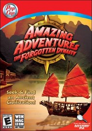 Amazing Adventures - The Forgotten Dynast