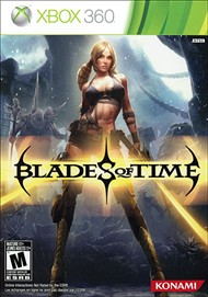 Rent Blades of Time for Xbox 360