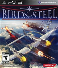 Rent Birds of Steel for PS3