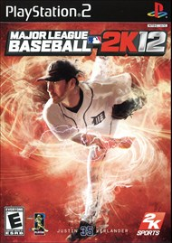 Rent Major League Baseball 2K12 for PS2