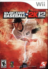 Rent Major League Baseball 2K12 for Wii
