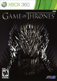 Rent Game of Thrones for Xbox 360