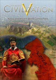 Download Sid Meier's Civilization V : Korea and Ancient World Combo Pack for PC