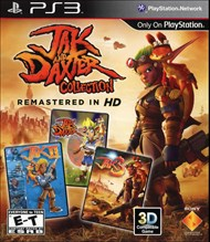 Rent Jak & Daxter Collection for PS3