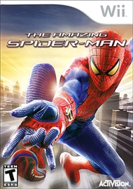 Rent The Amazing Spider-Man for Wii