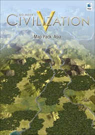 Sid Meier's Civilization V - Map Pack: Asia