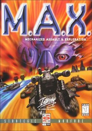 Download M.A.X.: Mechanized Assault & Exploration for PC