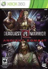Deadliest Warrior: Ancient Com