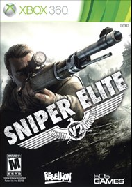 Rent Sniper Elite V2 for Xbox 360