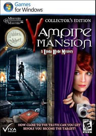 Download Vampire Mansion: A Linda Hyde Mystery Collectors' Edition for PC