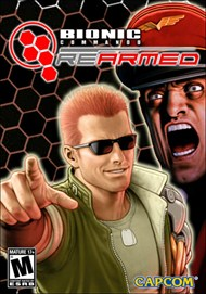 Bionic Commando Rearmed (Censored)