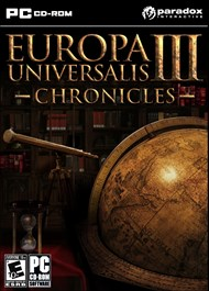 Europa Universalis III Chronicle