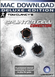 Download Tom Clancy's Splinter Cell Conviction Deluxe Edition for Mac