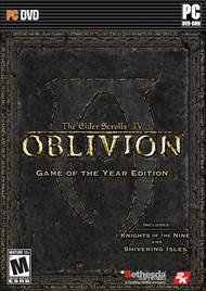 Download The Elder Scrolls IV: Oblivion Game of the Year Edition for PC