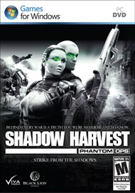 Download Shadow Harvest: Phantom Ops for PC
