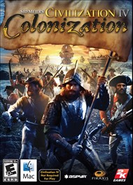 Download Civilization IV: Colonization for Mac