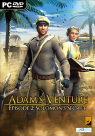Adam's Venture - Episode 2: Solomon's Secret