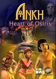 Ankh: Hearts of Osiris