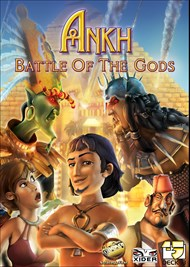Ankh: Battle of the