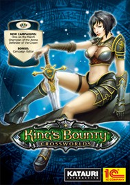 Download King's Bounty: Crossworlds for PC
