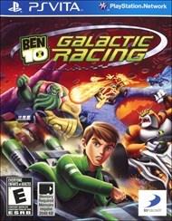 Rent Ben 10: Galactic Racing for PS Vita