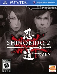 Buy Shinobido 2: Revenge of Zen for PS Vita