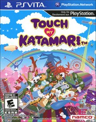 Rent Touch My Katamari for PS Vita