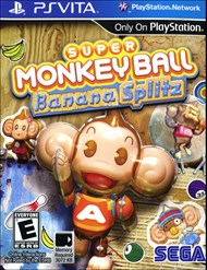 Rent Super Monkey Ball Banana Splitz for PS Vita
