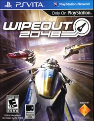 Rent Wipeout 2048 for PS Vita