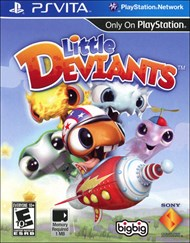 Buy Little Deviants for PS Vita