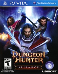 Rent Dungeon Hunter: Alliance for PS Vita