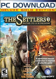 The Settlers 7: Paths to a Kingdom Deluxe