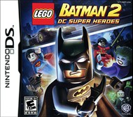 Rent LEGO Batman 2: DC Super Heroes for DS