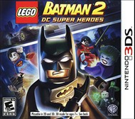 Rent LEGO Batman 2: DC Super Heroes for 3DS