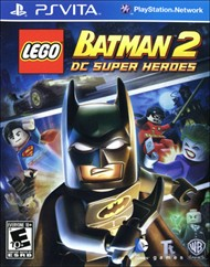 Buy LEGO Batman 2: DC Super Heroes for PS Vita