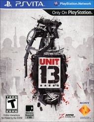 Rent Unit 13 for PS Vita