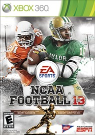 Rent NCAA Football 13 for Xbox 360