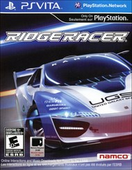 Rent Ridge Racer for PS Vita