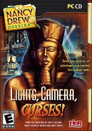 Nancy Drew Dossier: Lights, C