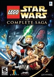 LEGO Star Wars The Complete Sag