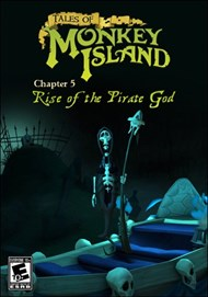 Download Monkey Island: Ch5 - Rise of the Pirate God for PC