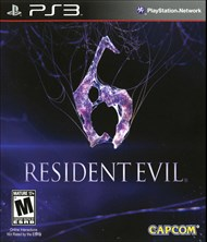 Rent Resident Evil 6 for PS3