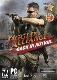 Jagged Alliance - Back