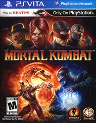 Rent Mortal Kombat for PS Vita